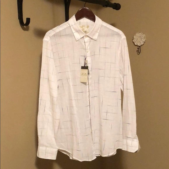 Tasso Elba Other - New Tasso Elba Island casual button down shirt